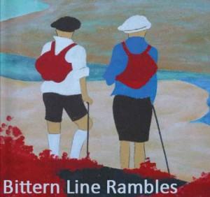 bittern line rambles