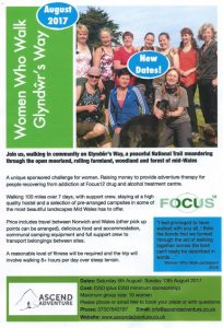 Women Who Walk Glyndwr's Way