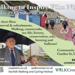 """Walking to Inspire"" Film Night"