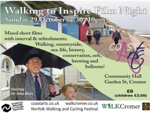 """Walking to Inspire"" Film Night"