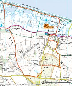 http://walkcromer.co.uk/wp-content/uploads/2017/11/Overstrand-to-Mundesley-6-miles.pdf