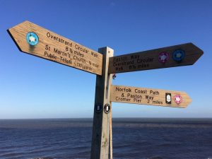 cromer national trails
