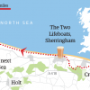 From Cromer to Cley-next-Sea (Guardian Article)