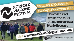 Norfolk Walking Festival 2015 Saturday 17 October to Sunday 1 November