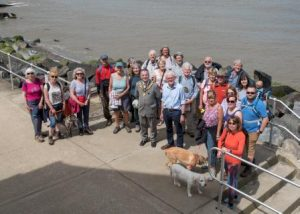 Crab & Lobster Walk, on Sunday 21st May