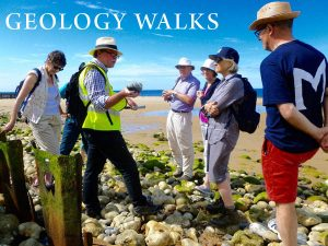 geology walks in North Norfolk