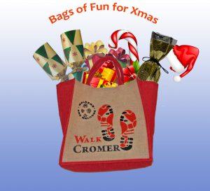 walk cromer bag