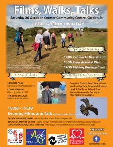 WalkCromer Festival Drop-In at Cromer Community Centre